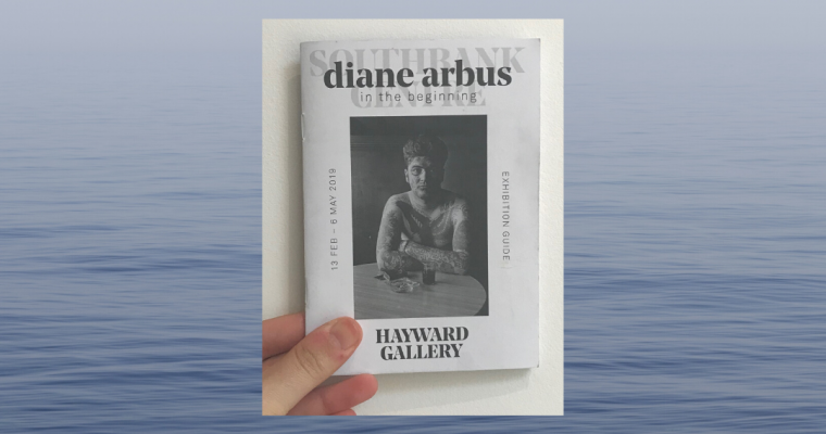 Photo History: In The Beginning, There Was Diane Arbus…